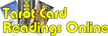 Free online Tarot card divination readings guide, Querent and Diviner logo