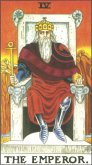 The Emperor - Major Arcana Tarot Card